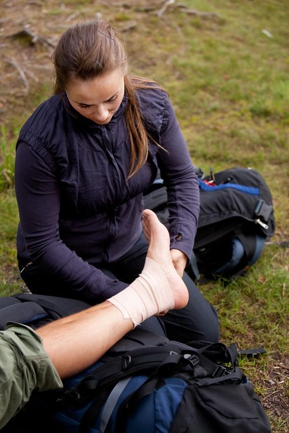 Ankle Sprain - Consider Manipulation