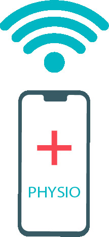 physio phone icon