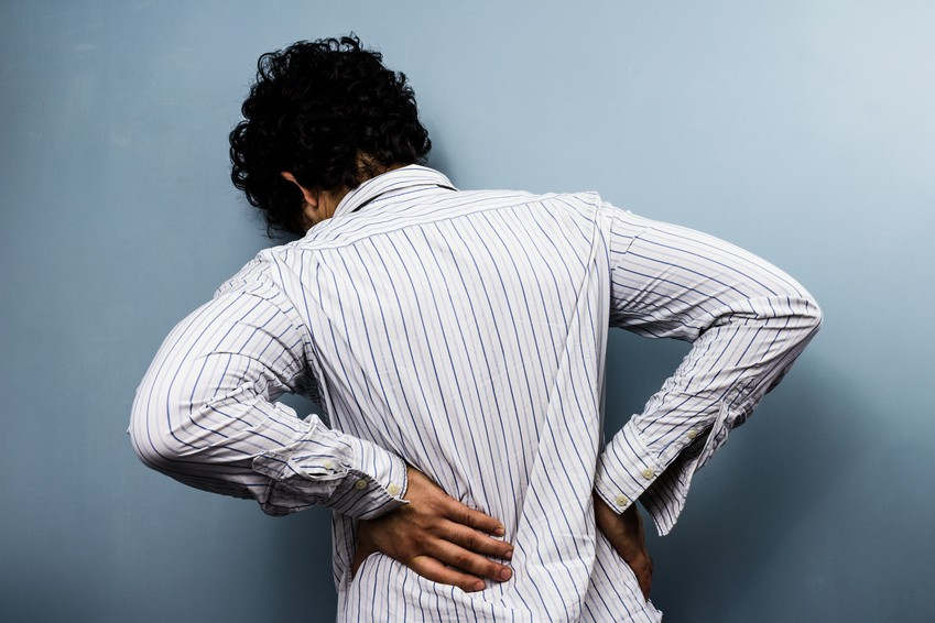 WHAT TO DO IF YOU HURT YOUR BACK
